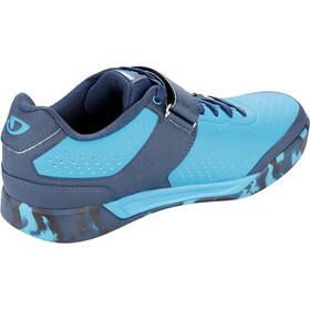 Giro Chamber II Shoes Herre midnight/blue